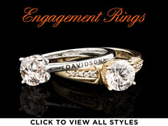 engagement - Harley Wedding Rings